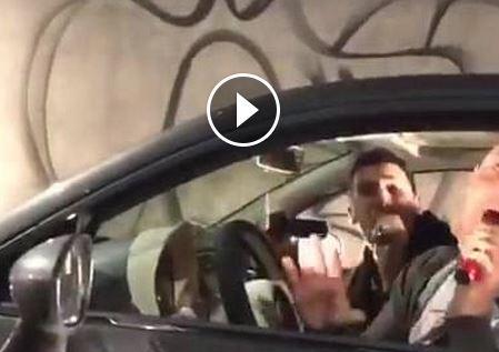 """Anna Tatangelo, fan si avvicina e canta """"Libera"""" VIDEO"""