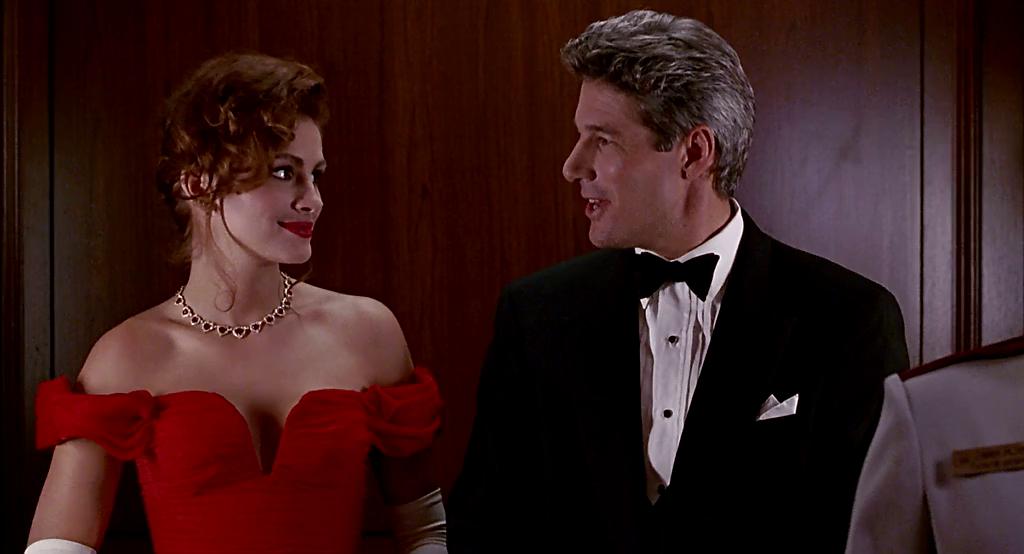 Pretty Woman, Vivian cocainomane nella trama originale