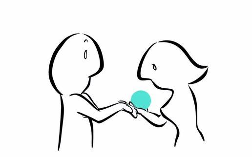 """L'amore spiegato senza parole nel corto """"The Gift"""" VIDEO"""