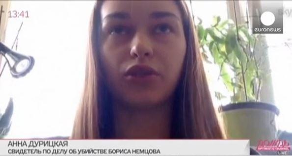 Boris Nemcov, chi è Anna Duritskaya, fidanzata del politico assassinato in Russia 2