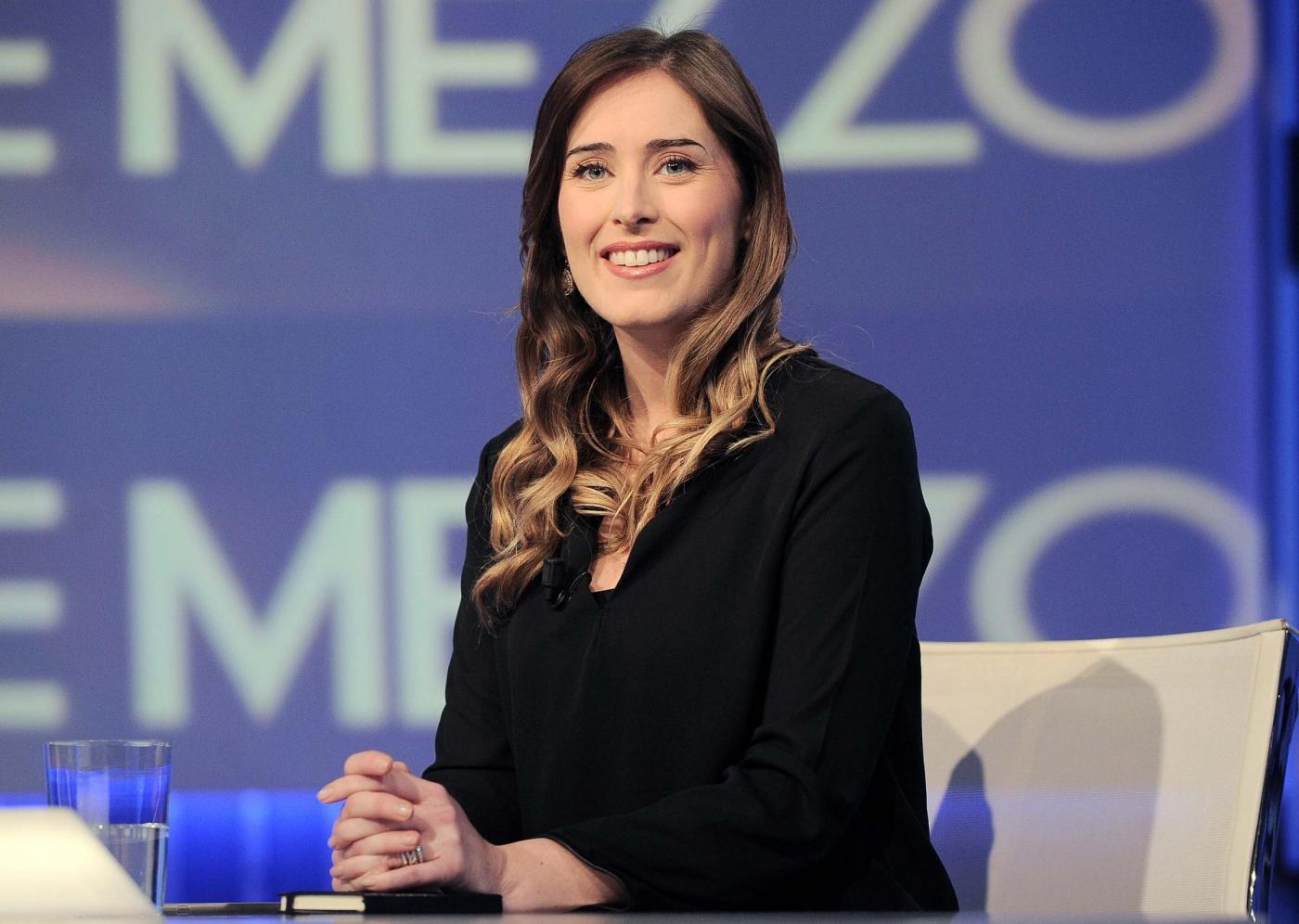 """Maria Elena Boschi: """"Io single ma non per colpa della politica01"""