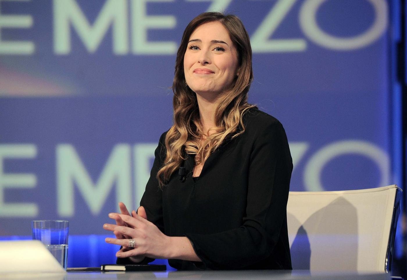 """Maria Elena Boschi: """"Io single ma non per colpa della politica09"""