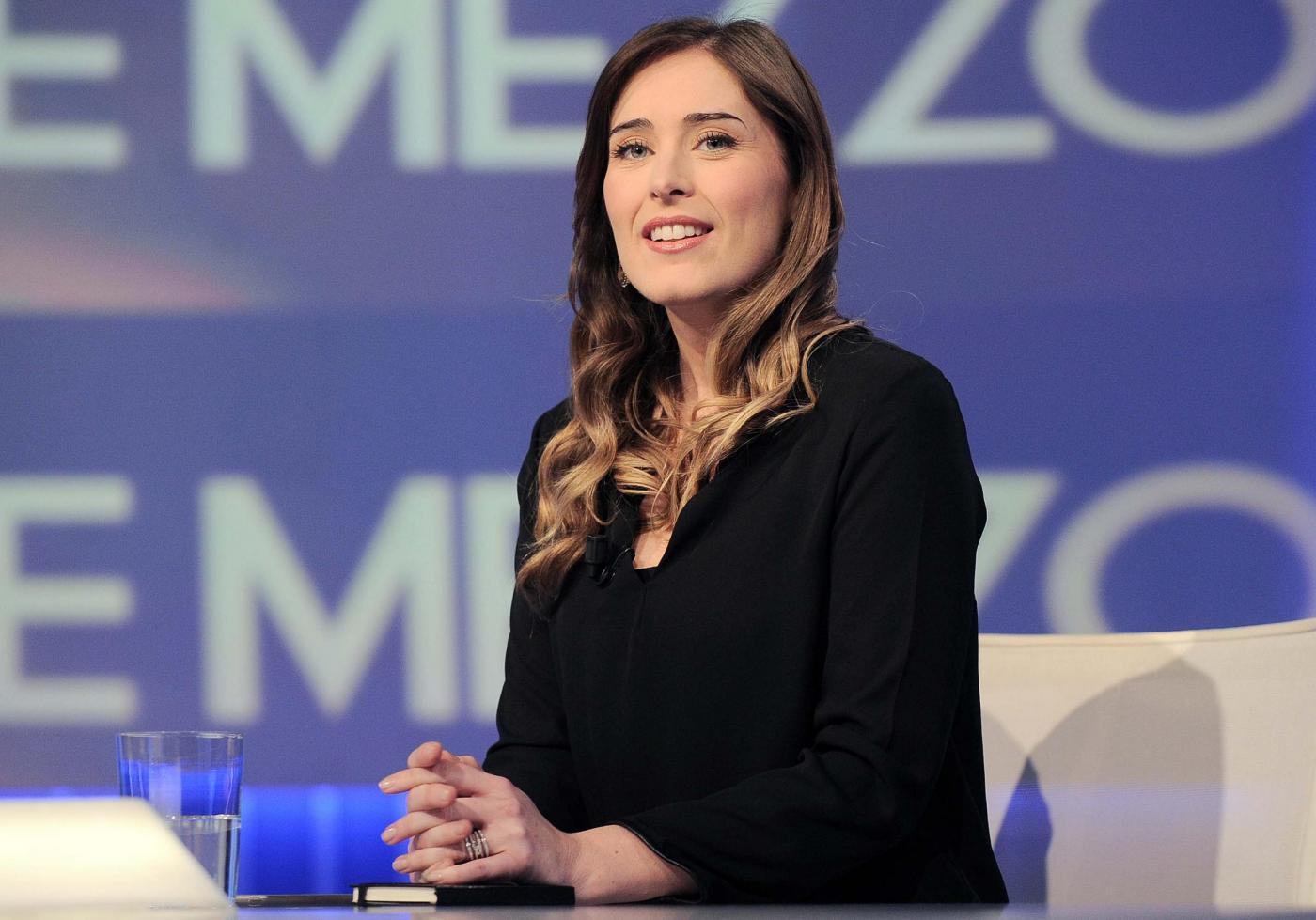"""Maria Elena Boschi: """"Io single ma non per colpa della politica07"""