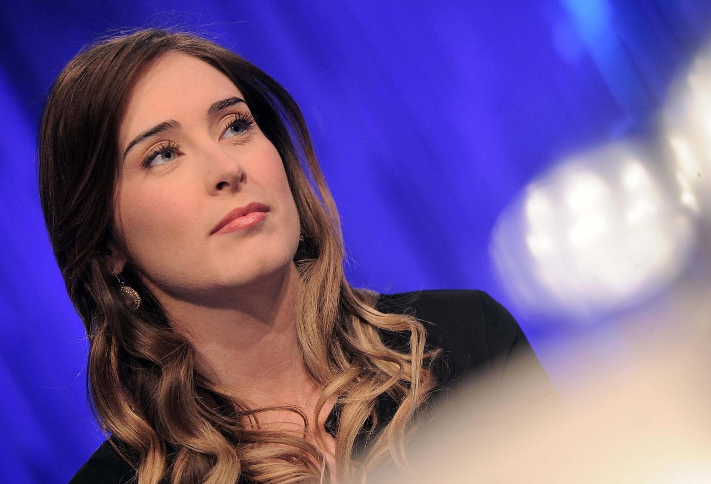"""Maria Elena Boschi: """"Io single ma non per colpa della politica03"""