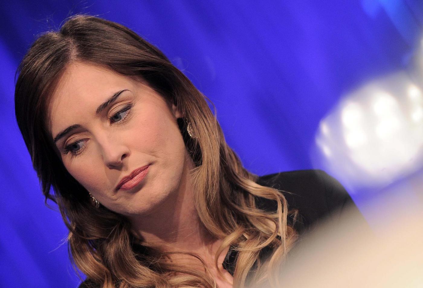 """Maria Elena Boschi: """"Io single ma non per colpa della politica02"""