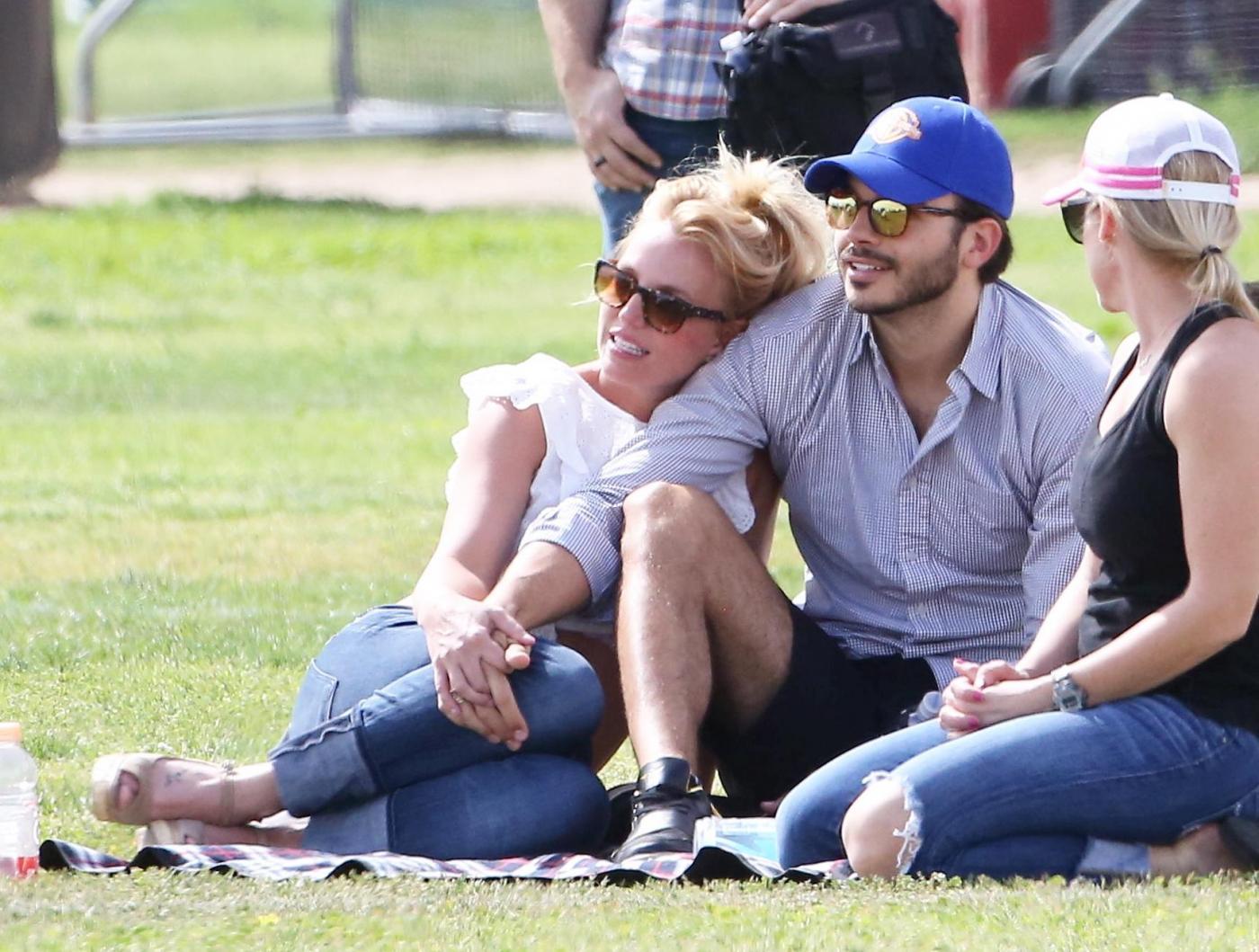 Britney Spears col fidanzato Charlie Ebersol21