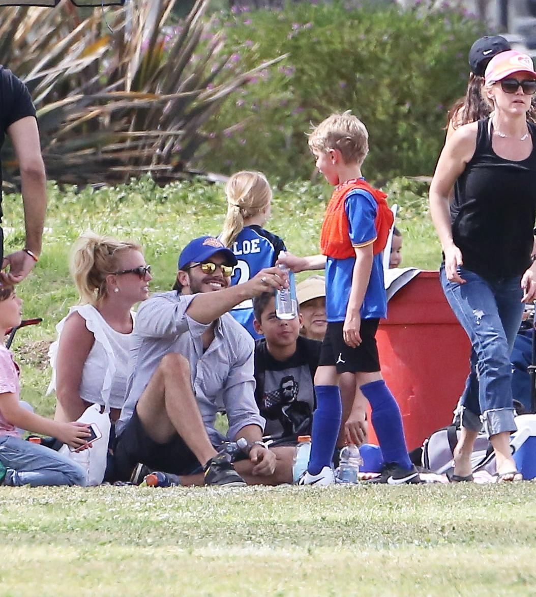 Britney Spears col fidanzato Charlie Ebersol11