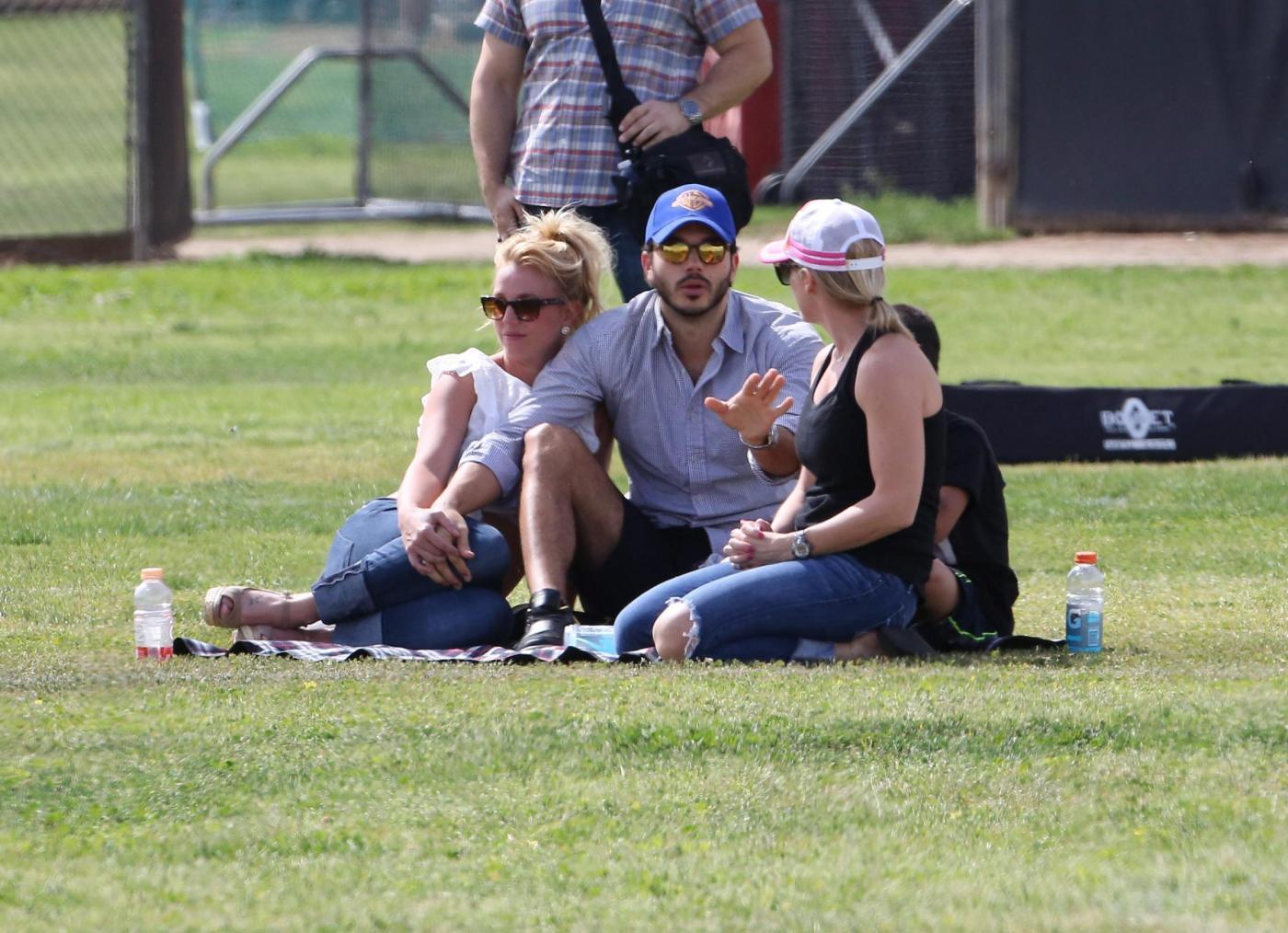 Britney Spears col fidanzato Charlie Ebersol06