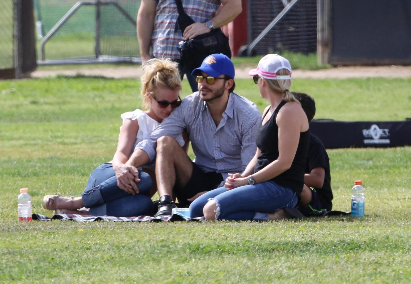 Britney Spears col fidanzato Charlie Ebersol05