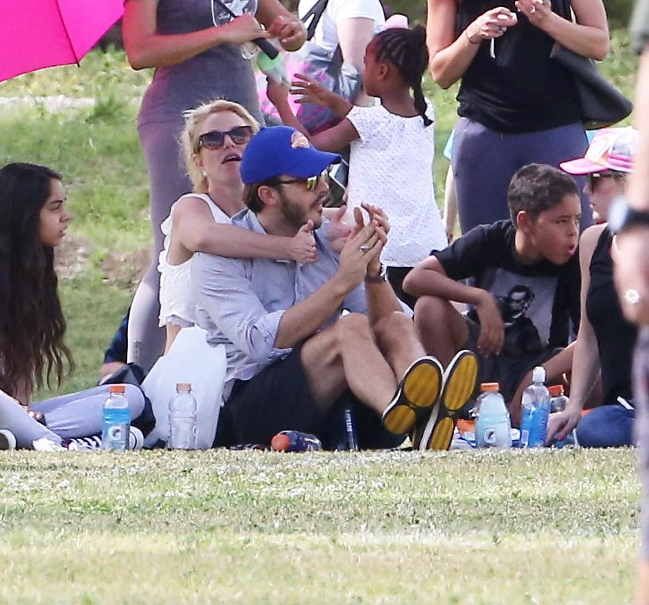 Britney Spears col fidanzato Charlie Ebersol20