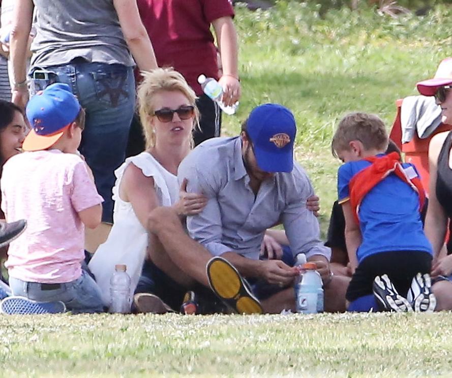 Britney Spears col fidanzato Charlie Ebersol18