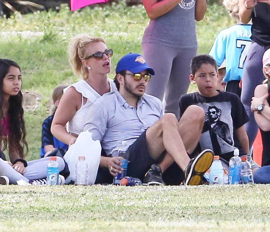 Britney Spears col fidanzato Charlie Ebersol17