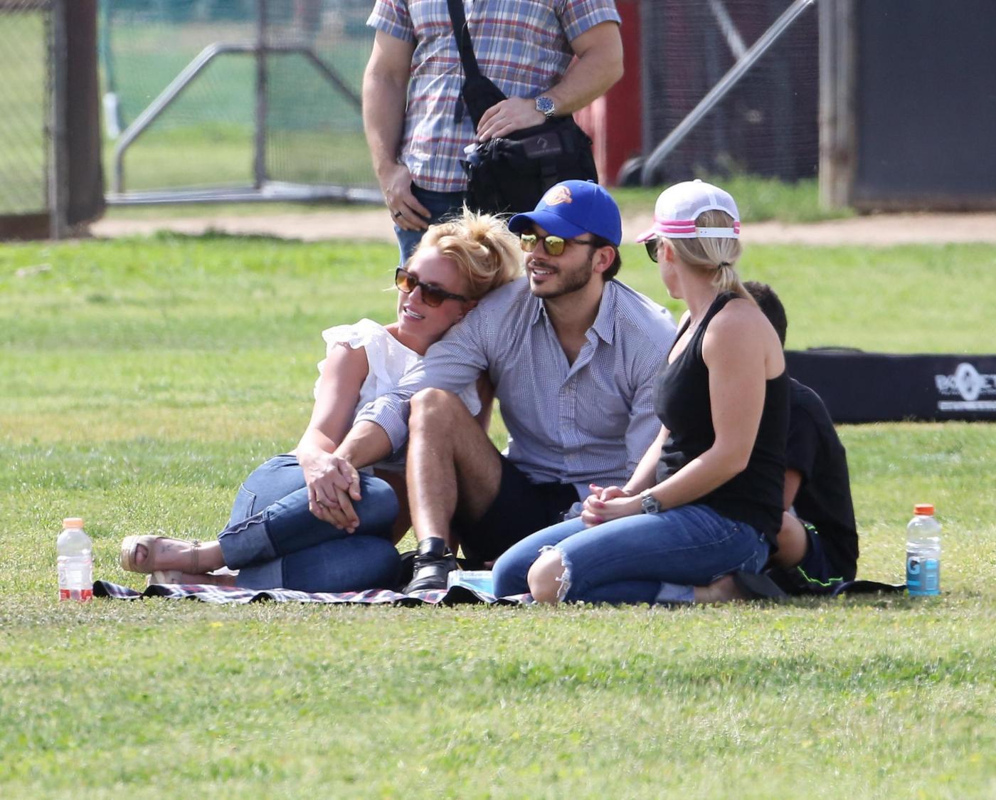 Britney Spears col fidanzato Charlie Ebersol14