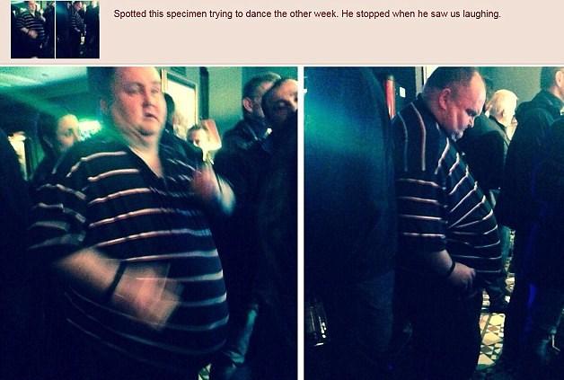"""""""Dancing man"""" preso in giro perché grasso: ora ballerà con Moby e Pharrell Williams07"""