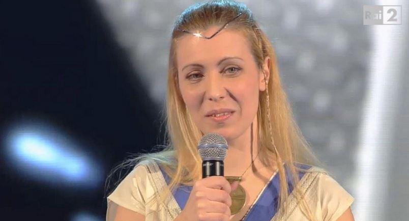 "The Voice, VIDEO cantante celtica Denise Cannas: ""Celebro matrimoni d'anima"" 2"