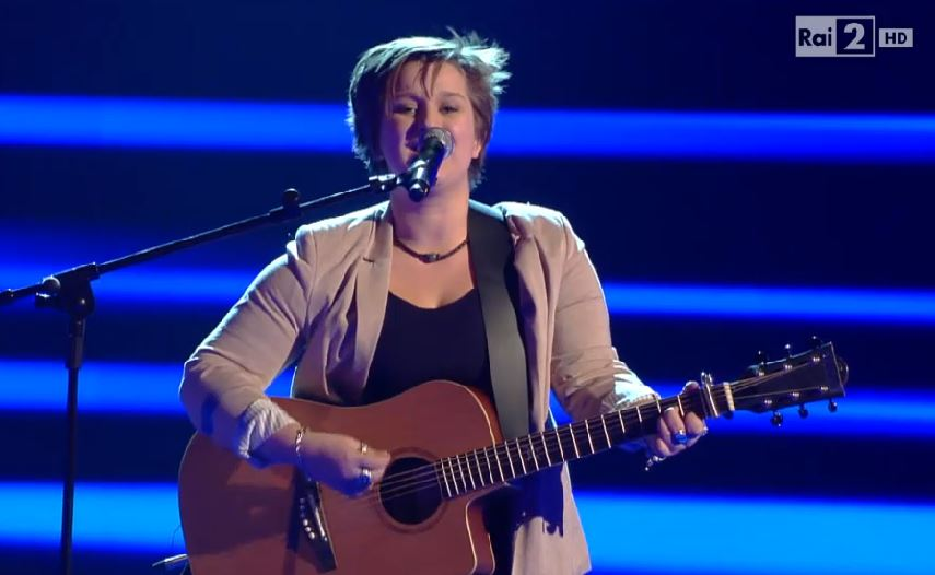 """The Voice, nipote Gabriella Ferri alle blind. Confessa: """"Mi drogavo"""" VIDEO"""