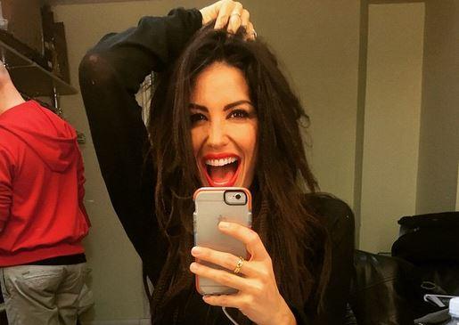 Elisabetta Gregoraci, selfie da urlo dietro quinte Made in Sud FOTO 5