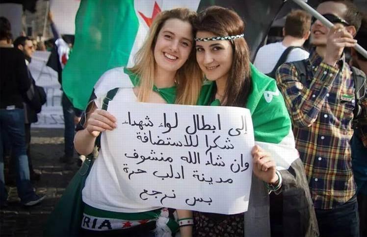 Greta Ramelli e Vanessa Marzullo pronte a tornare in Siria