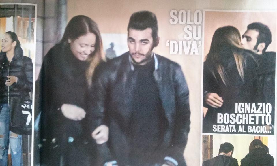 Il Volo, Ignazio Boschetto fidanzato: bacia una ragazza FOTO