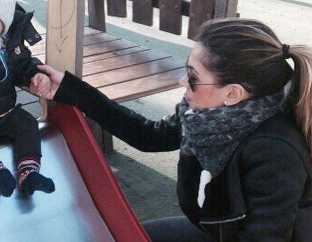 """Melissa Satta: """"Io diversa da Belén. Le foto di mio figlio le tengo per me"""""""