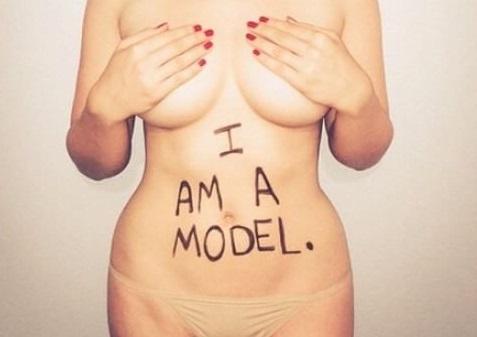 """""""Non chiamatemi plus size"""": la campagna #DropThePlus della modella Stefania Ferrario77"""