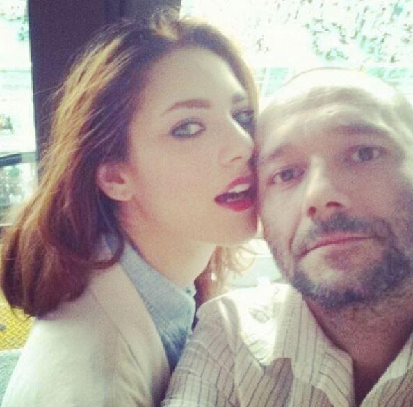 Miriam Leone, selfie col fidanzato Davide Dileo FOTO 5