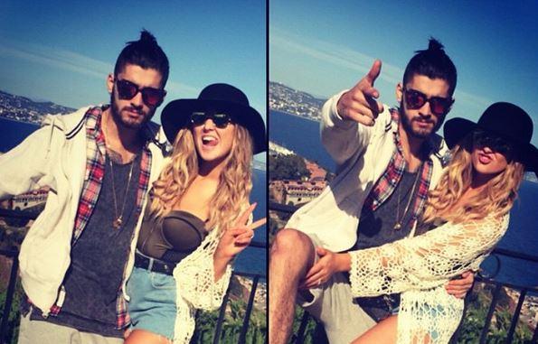 Zayn Malik in Italia: vacanza con la fidanzata Perrie Edwards FOTO 1