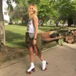 Bar Refaeli senza slip: la FOTO impazza sui social