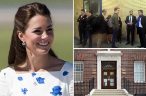 Kate Middleton in ospedale, Royal Baby 2 in arrivo: verso il parto indotto