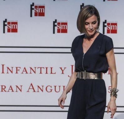 Angelina Jolie, Letizia Ortiz: gambe quasi scheletriche FOTO