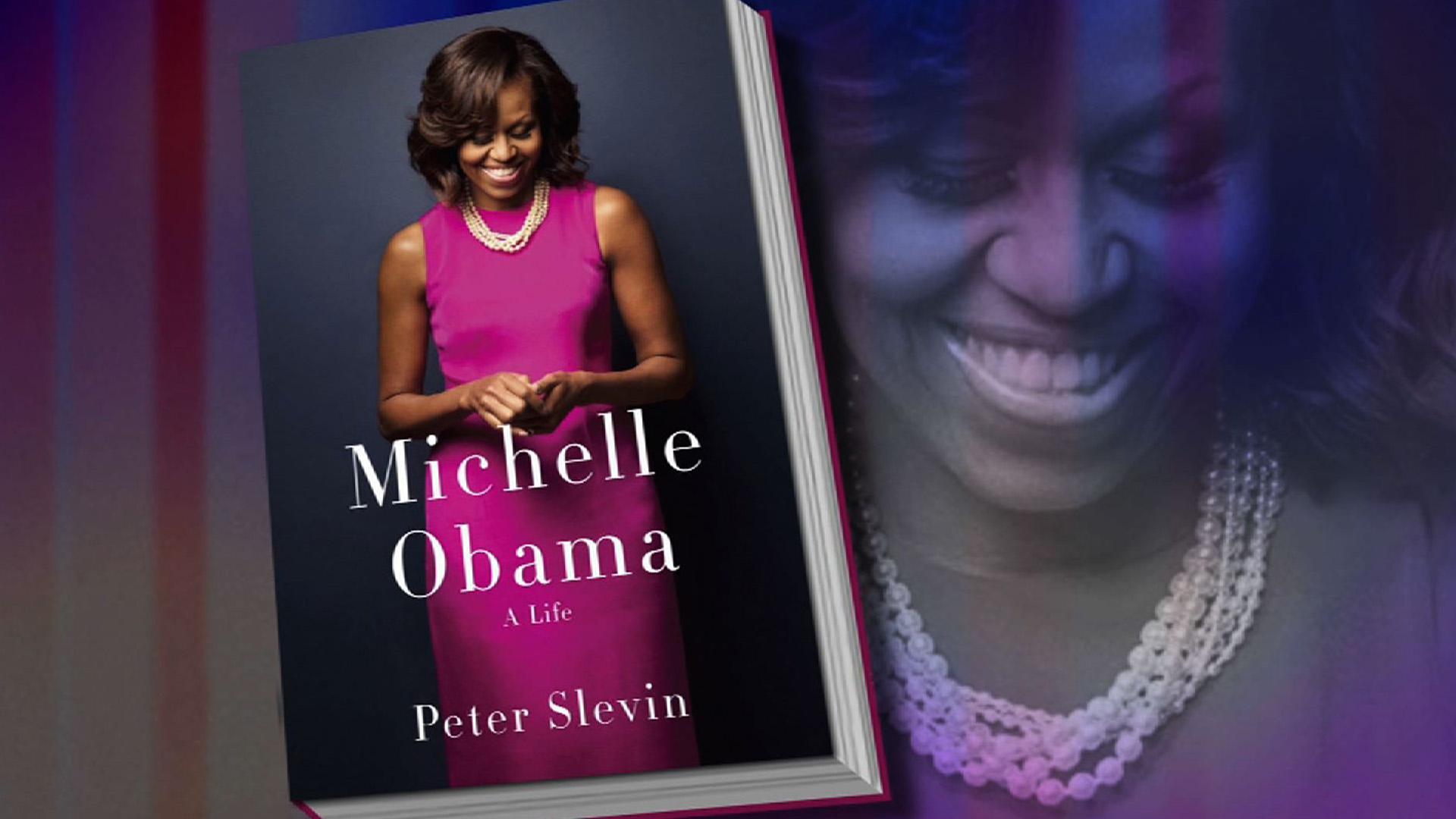 Michelle Obama da bambina diceva troppe parolacce. Biografia di Peter Slevin