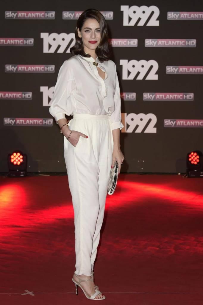 """Miriam Leone, com'era e com'è. Da Miss Italia a """"1992"""" FOTO 21"""