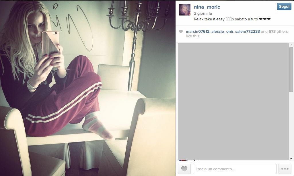 """Nina Moric tenta suicidio: """"Si è tagliata le vene dei polsi"""""""