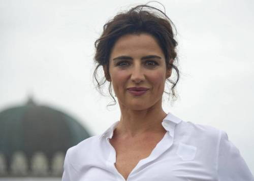Luisa Ranieri e Luca Zingaretti genitori bis: nata figlia Bianca