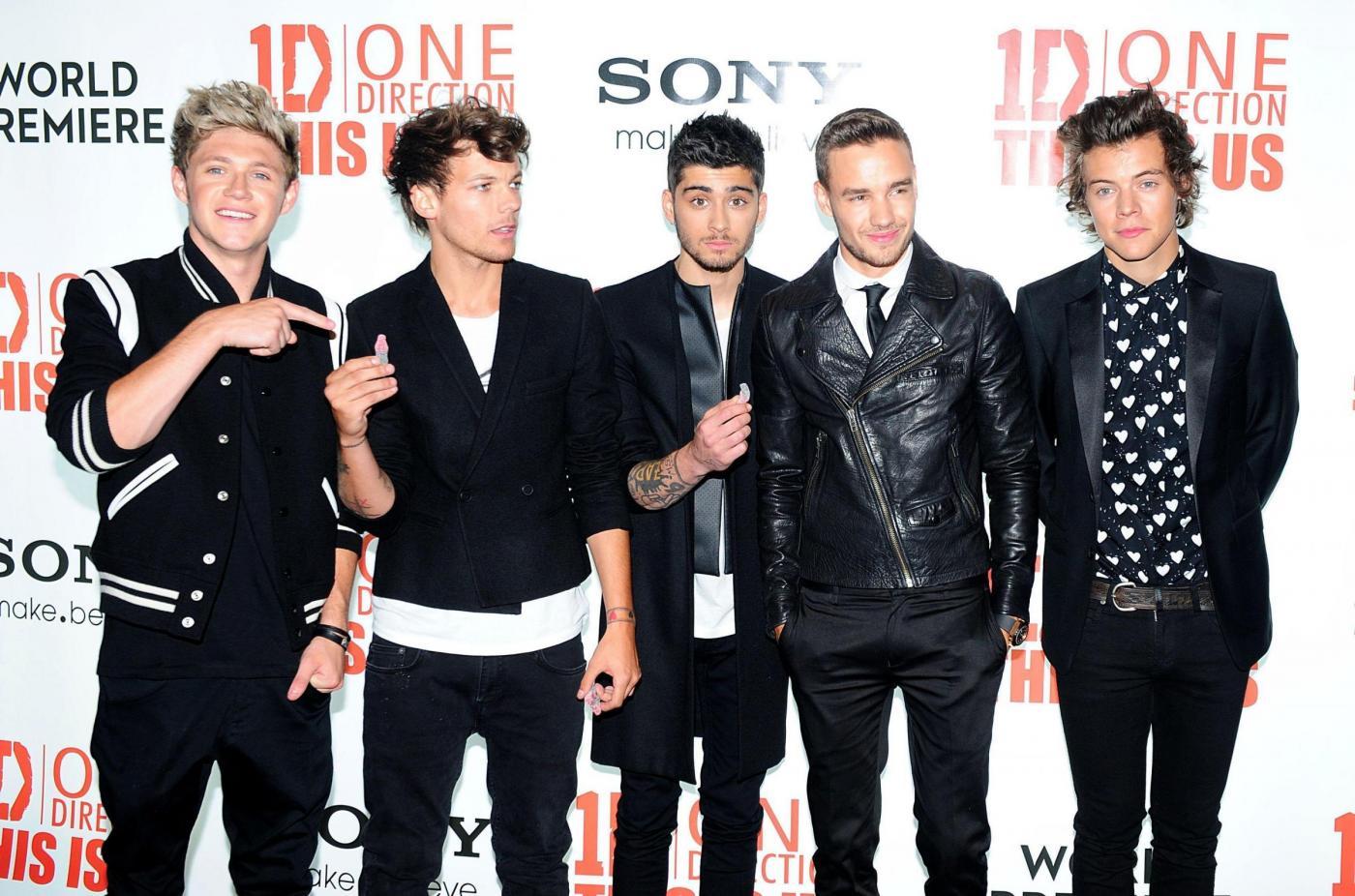 One Direction, quanto vale il loro patrimonio individuale