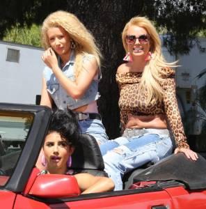Britney Spears senza Photoshop: ha la pancetta e se ne infischia FOTO3