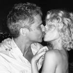 Alessia Marcuzzi e lo spogliarello hot del marito. La FOTO su Chi