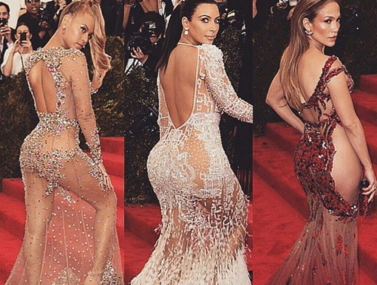 Beyoncé, Kim Kardashian, Jennifer Lopez: la rivincita delle star curvy FOTO FGHH