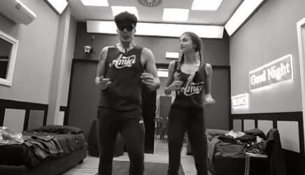 Amici 14, Stash balla con Virginia. Il VIDEO