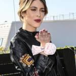 Violetta, Martina Stoessel, testimonial per rimmel L'Oréal FOTO
