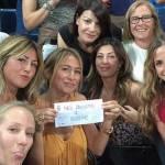 Real-Juve, Ilaria D'Amico allo stadio tra le wags FOTO