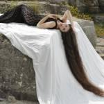 Zaryana, la modella con i capelli più lunghi del mondo FOTO 3