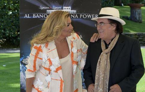Al Bano e Romina Power, sguardi complici in vista del concerto all'Arena di Verona FOTO