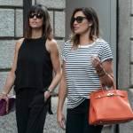 Alena Seredova con l'amica Karolina Caprai15