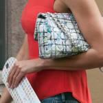 Alena Seredova fa shopping in via Montenapoleone a Milano FOTO 14