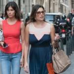 Alena Seredova fa shopping in via Montenapoleone a Milano FOTO 3