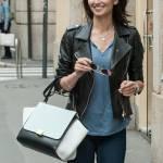 Anna Safroncik, relax e shopping in via Montenapoleone13