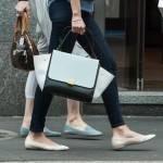 Anna Safroncik, relax e shopping in via Montenapoleone03