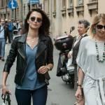 Anna Safroncik, relax e shopping in via Montenapoleone10