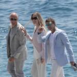 Sienna Miller, Victoria Silvstedt, Antonio Banderas: a Cannes con lo yacht